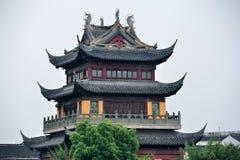 Πόλη Zhujiajiao στη Σαγγάη Στοκ Εικόνα