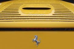 Πόνι Ferrari F35 Στοκ Φωτογραφίες