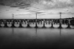 Πόνοι στον ποταμό στοκ εικόνες με δικαίωμα ελεύθερης χρήσης
