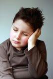 πόνος αυτιών Στοκ εικόνες με δικαίωμα ελεύθερης χρήσης