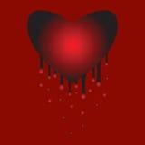 πόνος καρδιών Στοκ Φωτογραφίες