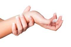 Πόνος καρπών Στοκ εικόνα με δικαίωμα ελεύθερης χρήσης