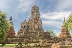 Πόνος κτυπήματος στην Ταϊλάνδη στοκ εικόνα