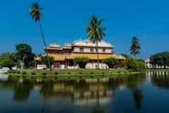 Πόνος κτυπήματος, Royal Palace, Ταϊλάνδη Στοκ Εικόνες