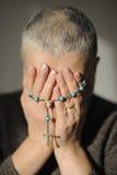 Πόνος, φόβος και ελπίδα Στοκ εικόνα με δικαίωμα ελεύθερης χρήσης