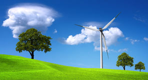 πόροι ενέργειας Στοκ Φωτογραφίες