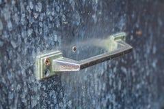 Πόρτα λαβών Στοκ εικόνα με δικαίωμα ελεύθερης χρήσης