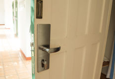 Πόρτα λαβών Στοκ Φωτογραφίες