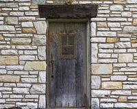 πόρτα ανασκόπησης παλαιά Στοκ φωτογραφία με δικαίωμα ελεύθερης χρήσης