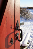 πόρτα ανοικτή Στοκ φωτογραφία με δικαίωμα ελεύθερης χρήσης