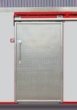 Πόρτα αυλακώματος Στοκ Εικόνα