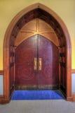 πόρτα αψίδων παλαιά Στοκ εικόνες με δικαίωμα ελεύθερης χρήσης