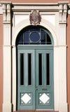 πόρτα βικτοριανή Στοκ Εικόνες