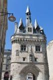 πόρτα Γαλλία cailhau του Μπορντώ Στοκ φωτογραφία με δικαίωμα ελεύθερης χρήσης