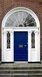 πόρτα Γεωργιανός Στοκ Φωτογραφία