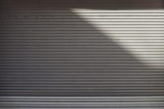 Πόρτα γκαράζ Στοκ Εικόνα