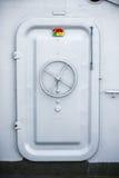 Πόρτα διαμερισμάτων σκαφών Στοκ Εικόνες