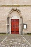 Πόρτα εισόδων της εκκλησίας Αγίου Walburg Στοκ φωτογραφίες με δικαίωμα ελεύθερης χρήσης