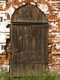 πόρτα εκκλησιών στοκ φωτογραφία