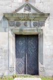 πόρτα εκκλησιών Στοκ φωτογραφίες με δικαίωμα ελεύθερης χρήσης