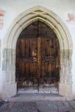 πόρτα εκκλησιών Στοκ εικόνες με δικαίωμα ελεύθερης χρήσης