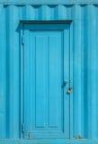 Πόρτα εμπορευματοκιβωτίων στοκ φωτογραφία με δικαίωμα ελεύθερης χρήσης