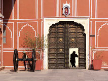 πόρτα ιδιωτική στοκ εικόνα με δικαίωμα ελεύθερης χρήσης