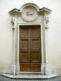 πόρτα Ιταλία στοκ φωτογραφίες με δικαίωμα ελεύθερης χρήσης