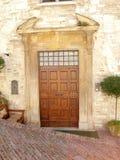 πόρτα ιταλικά στοκ εικόνες