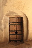 πόρτα κάστρων Στοκ Φωτογραφίες