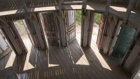 Πόρτα και δυνατότητες Στοκ εικόνα με δικαίωμα ελεύθερης χρήσης