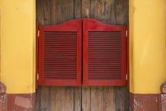 Πόρτα καντίνων Στοκ Εικόνα