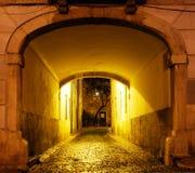 πόρτα κατωφλιών Στοκ Φωτογραφία