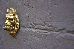πόρτα κουδουνιών Στοκ εικόνα με δικαίωμα ελεύθερης χρήσης