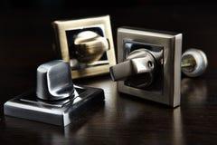 Πόρτα κλειδαριών στοκ φωτογραφία με δικαίωμα ελεύθερης χρήσης