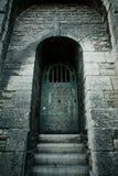 πόρτα λεπτομέρειας Στοκ φωτογραφία με δικαίωμα ελεύθερης χρήσης