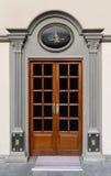 πόρτα μαρμάρινος Οθωμανός Στοκ εικόνες με δικαίωμα ελεύθερης χρήσης
