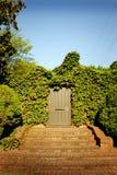 πόρτα μυστήρια Στοκ Φωτογραφία