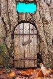 Πόρτα 2 νεράιδων Στοκ Εικόνα
