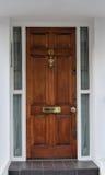 πόρτα ξύλινη Στοκ Φωτογραφίες