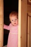 πόρτα παιδιών Στοκ εικόνες με δικαίωμα ελεύθερης χρήσης