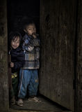 Πόρτα παιδιών Στοκ Φωτογραφία