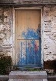 πόρτα παλαιά Στοκ Φωτογραφίες