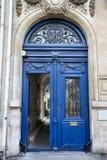 πόρτα Παρίσι Στοκ φωτογραφία με δικαίωμα ελεύθερης χρήσης