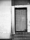 Πόρτα παραθυρόφυλλων Στοκ Εικόνες