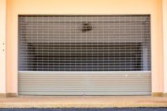 Πόρτα παραθυρόφυλλων Στοκ φωτογραφία με δικαίωμα ελεύθερης χρήσης