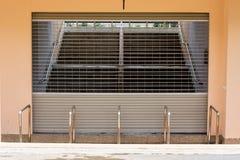 Πόρτα παραθυρόφυλλων Στοκ Φωτογραφία