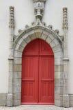 Πόρτα παρεκκλησιού Plas Kaà του «ρ σε Crac ` χ Στοκ φωτογραφία με δικαίωμα ελεύθερης χρήσης