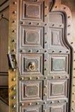 Πόρτα, παλάτι-φρούριο στην Ινδία Στοκ Φωτογραφίες