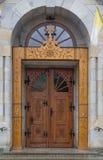 Πόρτα, παλαιά πύλη εισόδων, πύλη, πυίδα Στοκ Φωτογραφία